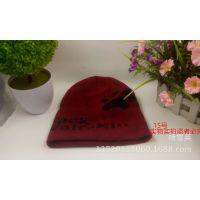 韩版新款加绒加厚针织帽 时尚男款毛线帽子保暖户外帽子批发
