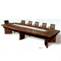 扬州专业供应实木会议桌大型大班桌办公桌办公家具厂家直销可定制