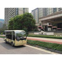 广东绿通 十四座观光车   LT-S14B 旅游观光车厂家