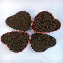 潍坊锰砂 / 温泉水除黄用锰砂滤料价格