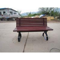 供应南京户外公园椅 无锡楼盘户外长椅 实木长凳