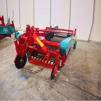 供应2019新款带振动刀红薯收获机挖红薯机器多功能红薯收割机