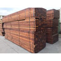 菠萝格木材供应与任意尺寸加工