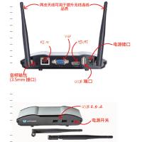 奇机1600W,wePresent WIPG-1600W互动式投影网关,一对四投影
