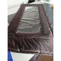 朗利洁厂家长期供应防寒棉门帘质优价廉,各种规格棉门帘