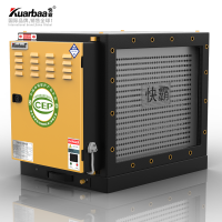 Kuarbaa快霸 3000风量低空油烟净化器新国标1.0排放酒店烧烤饭店商用小型饭店