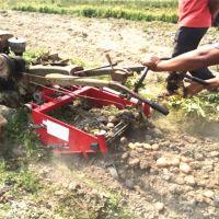 小型土豆收获机 大蒜收获机 红薯收获机器 曲阜佳诚机械