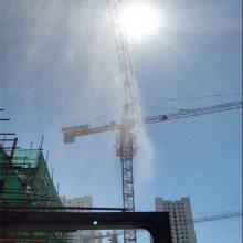 塔吊喷淋降尘系统租赁-圣仕达-汉中塔吊喷淋降尘系统