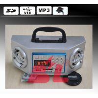 MINI插卡音箱/带锂电池可插卡带LED屏2014新品便携式迷你音箱
