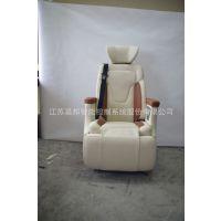 2107新款奔驰v-classv260L真皮座椅奔驰商务车改装车单人座椅