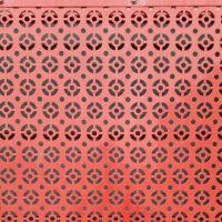安平国润装饰冲孔网 塑料板冲孔网板 圆孔 网厂家