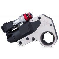 厂家直销宁波PLAIDO超薄中空液压扳手
