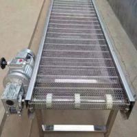 瓦房店网带输送机 耐用食品专用输送机
