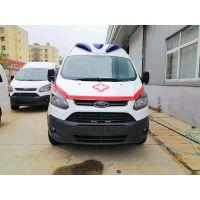 福特新款V362救护车出厂价直销