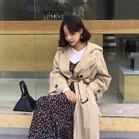Try Me深圳服装外贸尾货批发 品牌折扣女装网尾货绿色雪纺衫