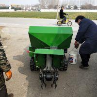 科博电启动履带开沟机 厂家直销施肥机 五大功效自走式田园管理机