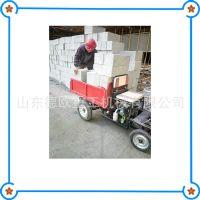 8马力柴油小四轮 载重1吨工地拉灰浆车 矿用拉煤拉石装载机械