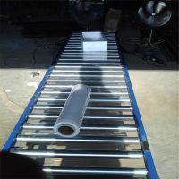 景德镇滚筒输送机 生产水平输送滚筒线