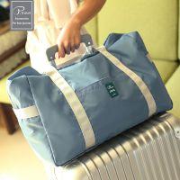 短途旅行包女手提包女大容量可折叠旅游包包韩版旅行袋行李包简约