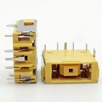 原装联想电脑方口DC充电插头