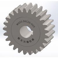 供应标准直齿轮【 M3.50 】,C型,精密齿轮,正齿轮