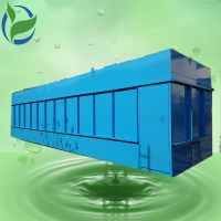 鲁创定制江西污水处理设备,小型酸洗工业污水处理设备