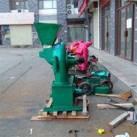 热销齿盘式磨面机 固定齿盘磨粉机 粉碎饲料机 高效节能粉碎机厂家