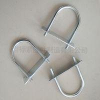榆林U型螺栓厂家|U型螺栓的作用介绍