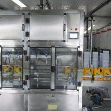 小型矿泉水灌装封口生产线价格-青州鲁泰智能灌装机