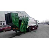 永州市8吨压缩垃圾车在哪儿买,垃圾车油耗厂家