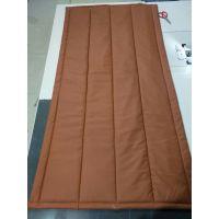 朗利洁厂家加工各种颜色的挡风挡寒棉门帘