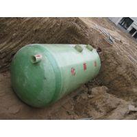 厂家直销渝黔铁路项目2/6/16立方玻璃钢化粪池标准品现货
