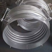 供应蒸汽管道DN500耐高温400°不锈钢补偿器 高压管道软连接