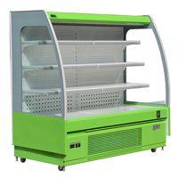 超市水果风幕柜 水果保鲜柜价格LC-SG20立式风幕柜
