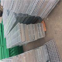 沧州定制厂间水沟异形沟盖板热镀锌双面麻花钢格板污水处理池用格栅