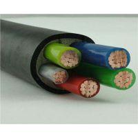 橡套电线 YCW-2*10 2芯耐油性橡套电力电缆 库房 仓储直营