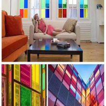 狼道玻璃(图)-西双版纳彩色玻璃价格-西双版纳彩色玻璃