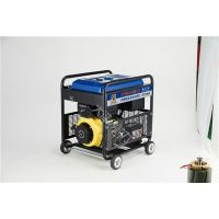 280A柴油发电电焊机使用方法