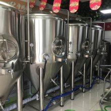 合肥啤酒酿造机器设备价格自酿鲜啤成本