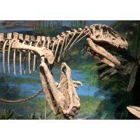 可以跟你互动的仿真恐龙 仿真动物模型制作梅花鹿