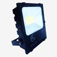 户外防水LED投光灯球场灯30W50W100W150W200W COB5054广告招牌灯