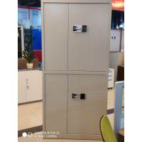 保险柜 钢制密码锁柜 办公 指纹密码锁柜 智能钢柜 重庆钢制家具厂家