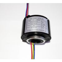XH1254系列过孔导电滑环,集电环