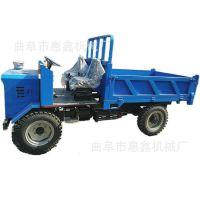 吉林建筑施工车生产 25马力单缸四驱搬运车 专业生产毛竹运输车