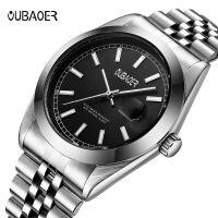 watch 新款商务品牌钢带男表 简约石英表 瑞士防水高档男士手表