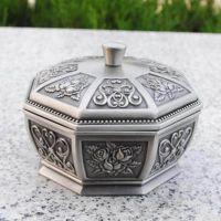 办公摆件个性烟灰缸、家用金属烟灰缸、创意金属烟灰缸定制