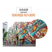 汉皇墙体彩绘机包售后