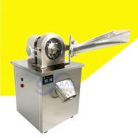 中药材超细粉碎机 不锈钢低温粉碎机价格