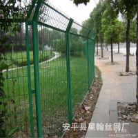 双边丝护栏网 铁丝网围栏网 圈地养殖防护网