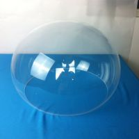 亚克力球罩厂家定制直销户外摄像头半球保护罩 室内外监控器护罩